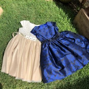 Dollie & Me Kids Dress (2) Bundle